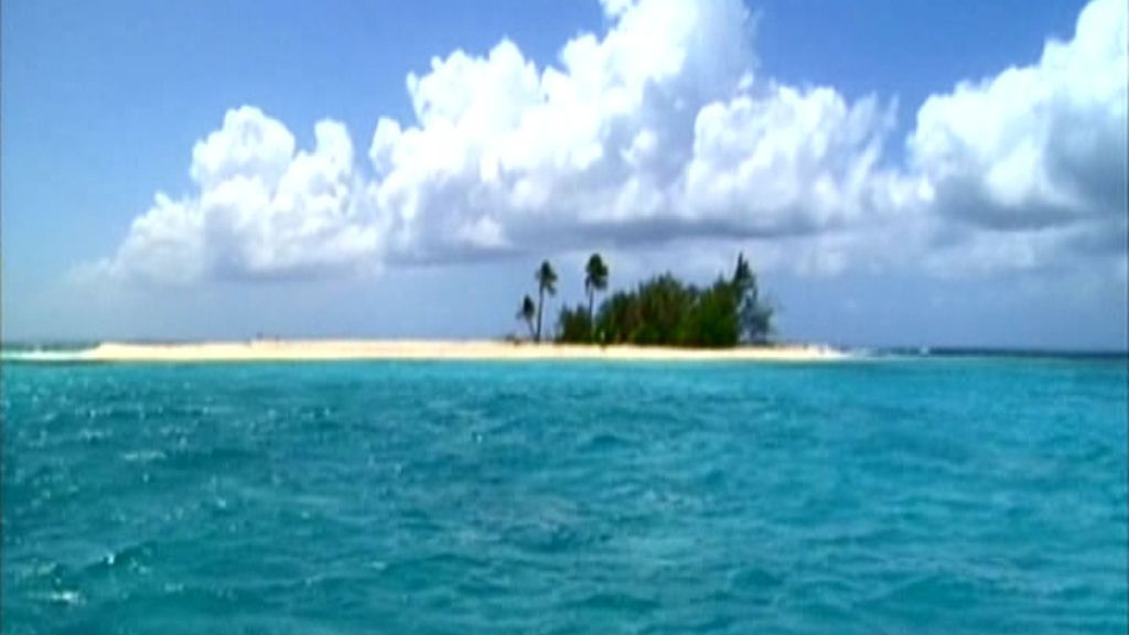 Isla idílica en Puerto Rico