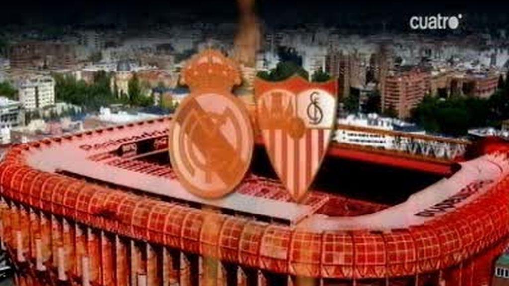 Real Madrid-Sevilla, partido caliente