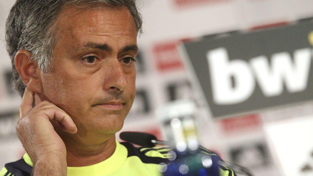 Mourinho. Foto: EFE