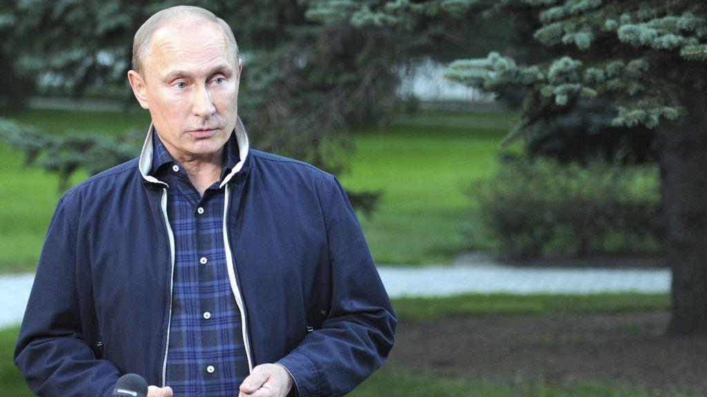Putin. Foto: REUTERS