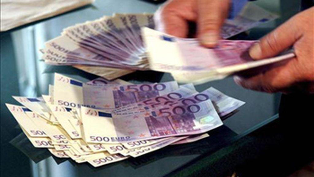 La falsificación de billetes de euro cae un 13% respecto a 2009 según el BCE