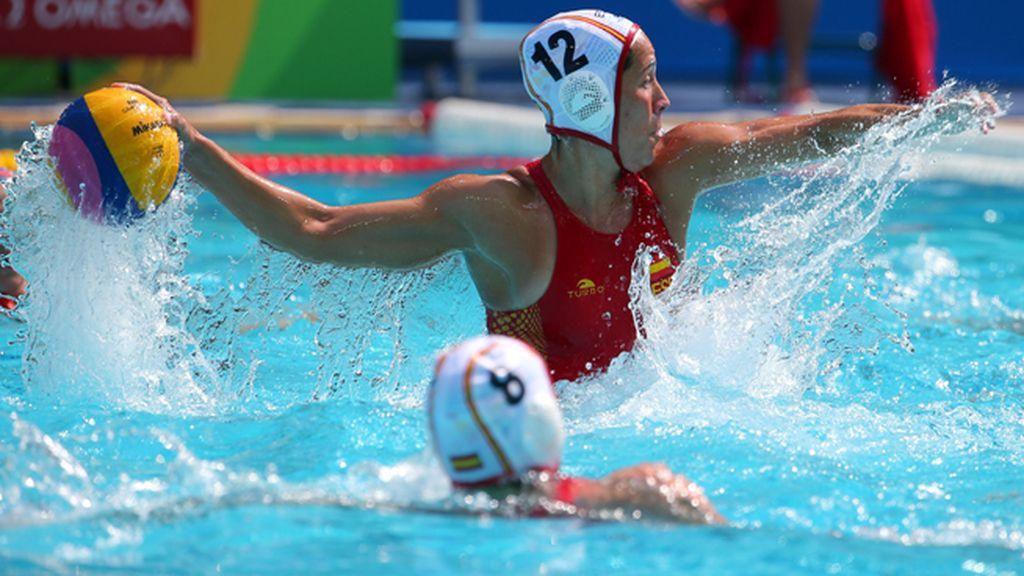 La selección femenina de waterpolo revive la amarga final de Londres