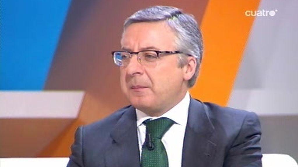Las Mañanas de Cuatro: José Blanco analiza la polémica de los controladores
