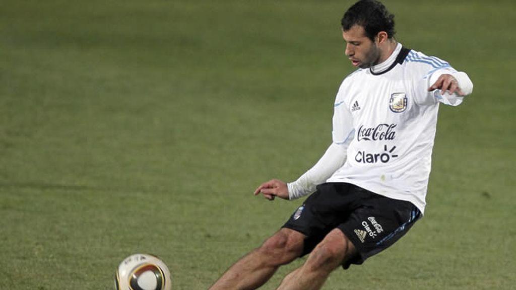 Mascherano podría venir al Barcelona