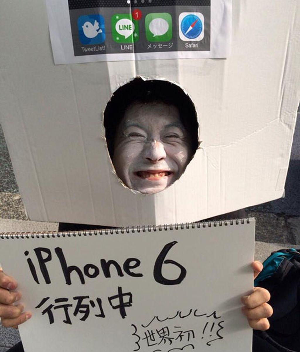 friki, Yoppi, Twitter, iPhone 6