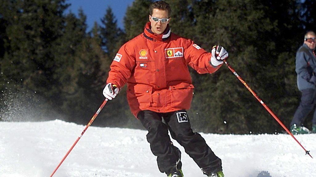 Michael Schumacher. Foto: EFE