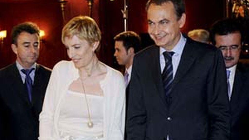 Zapatero pide responsabilidad al BCE. Vídeo: ATLAS