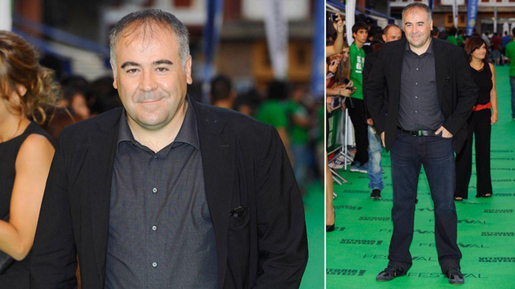 Antonio García Ferreras, premio al 'Espacio que refleja mejor la actualidad'