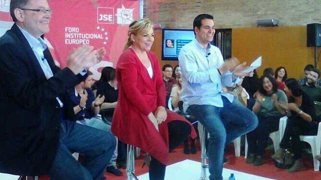 Valenciano. Foto: Socialistas valencianos