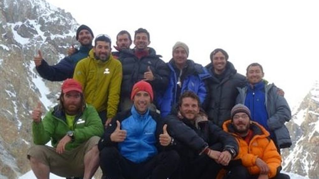 Tres montañeros desaparecen en el pico Gasherbrum I en Pakistán
