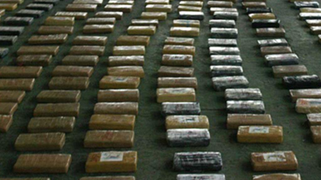 Cae una red que robaba a narcotraficantes dándoles yeso o azúcar por cocaína