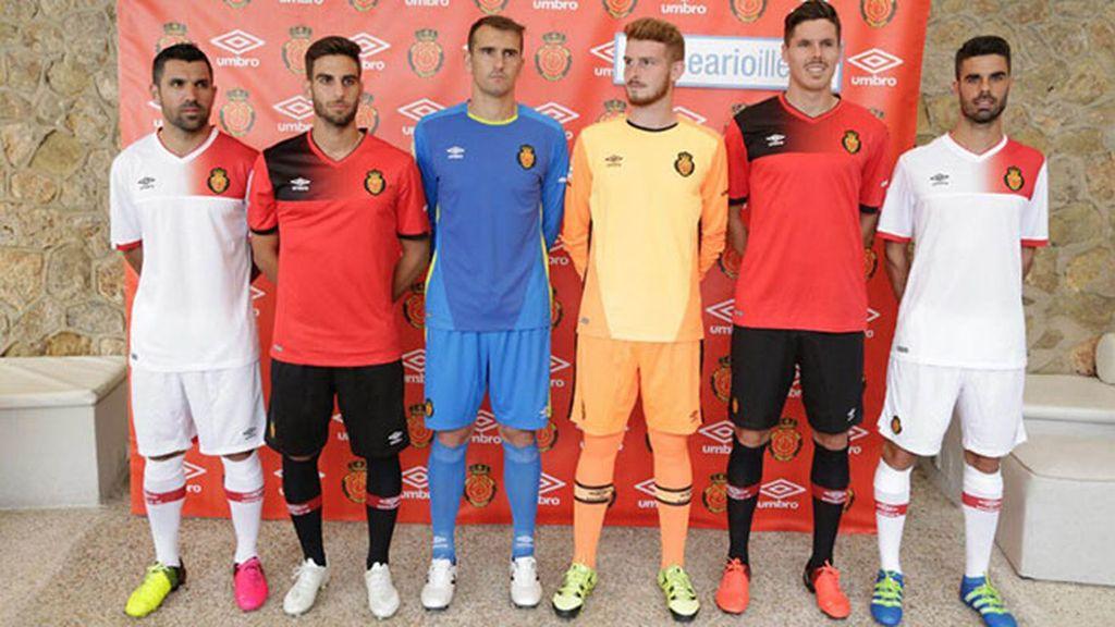 Equipación del Mallorca en la temporada 2016/2017