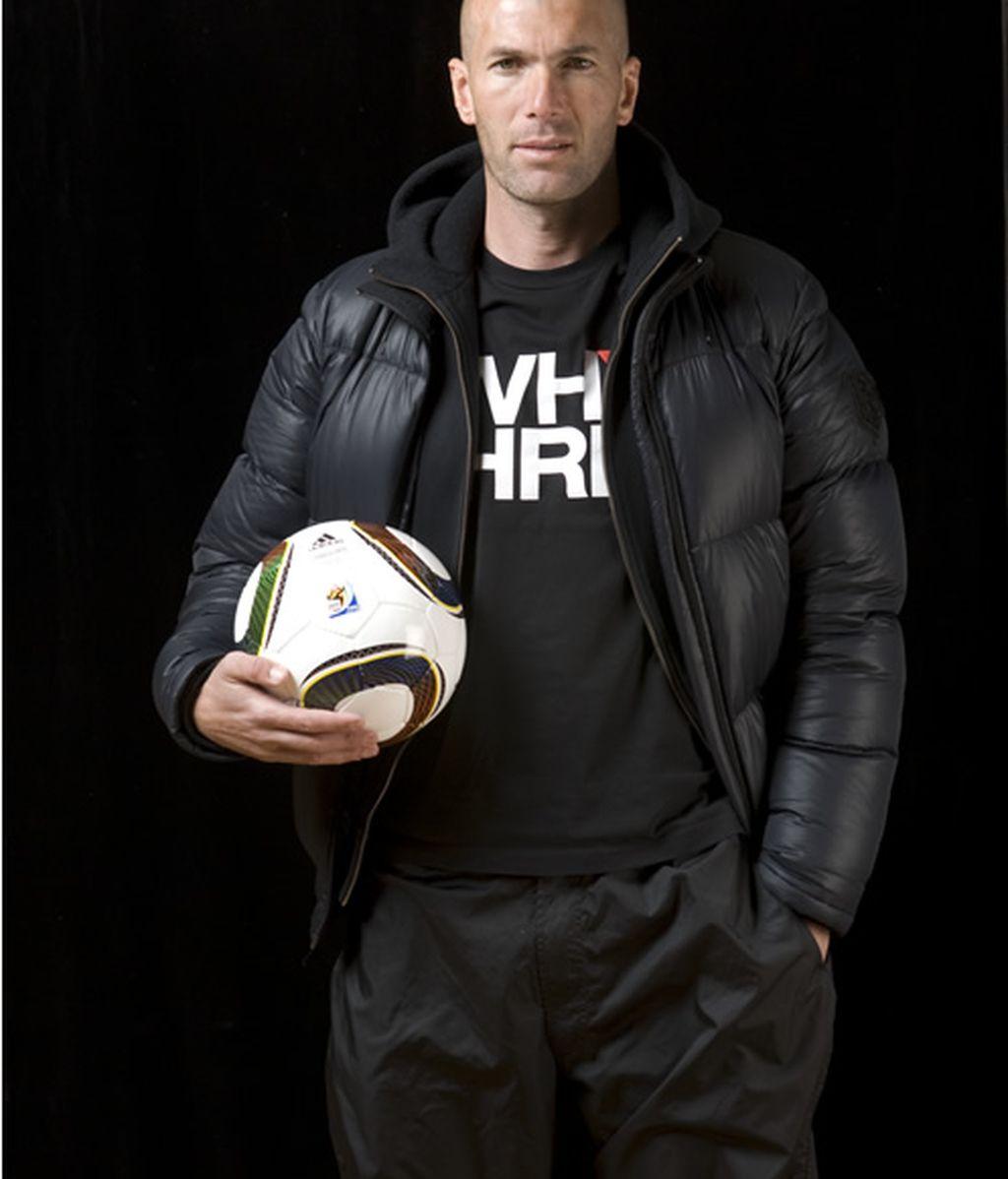 Zidane, fútbol de ensueño