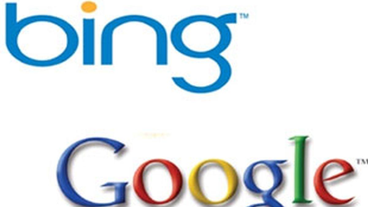 Microsoft y Google siguen su peculiar batalla en el terreno de las búsquedas por Internet.