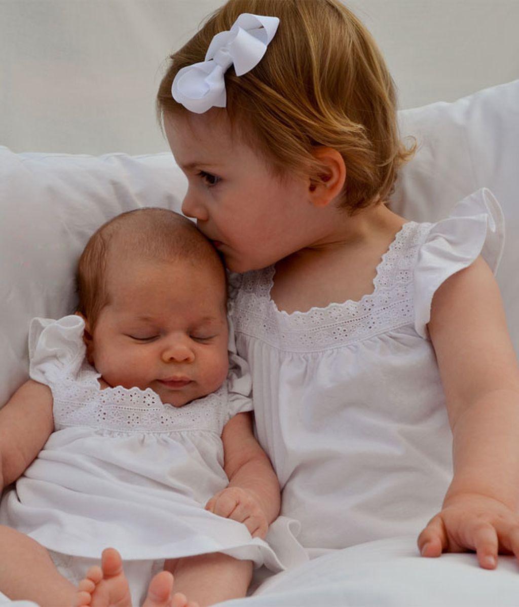 Princesas Estelle y Leonore