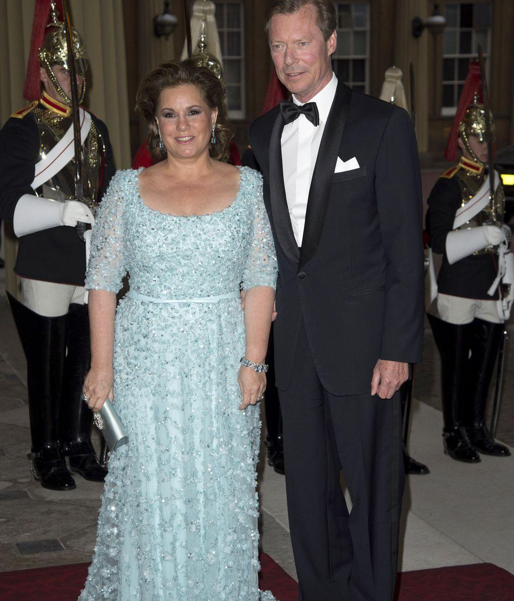Gran Duquesa María Teresa de Luxemburgo
