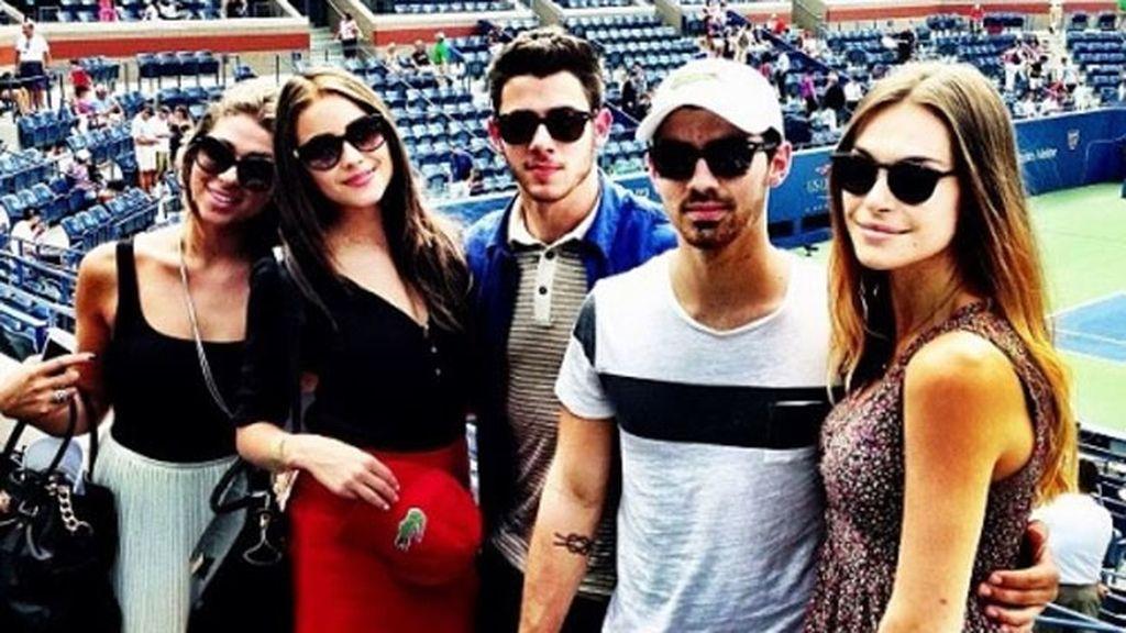 Los tres Jonas ya tienen novia: Kevin incluso espera su primer hijo