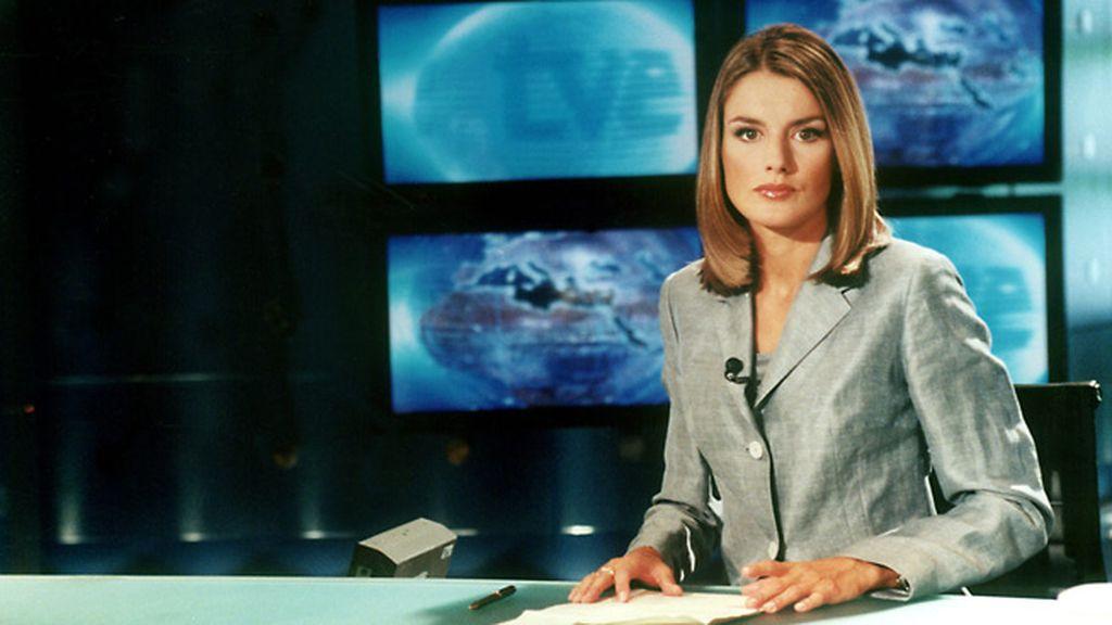 Su etapa final como presentadora