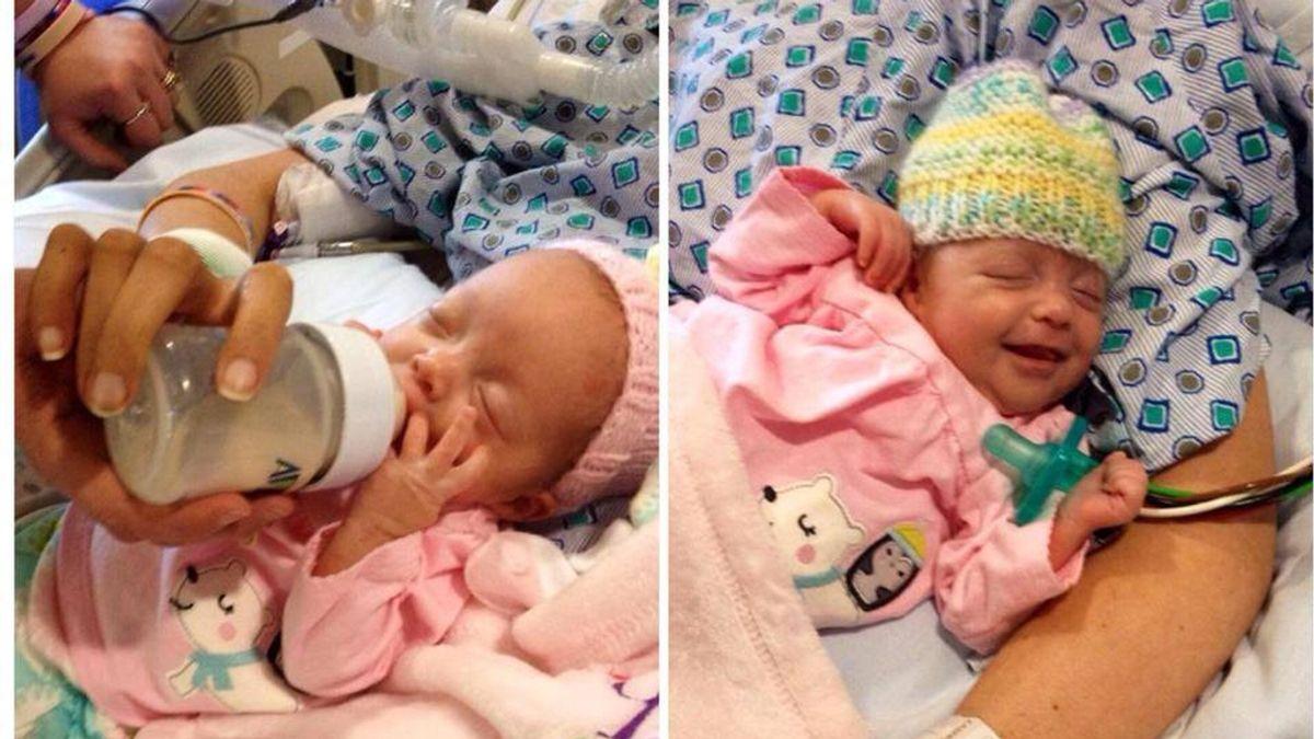 Jenna ha fallecido de cáncer de placenta dos meses después de nacer sus gemelas