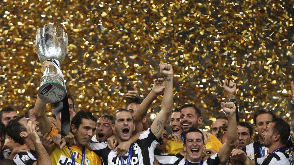La Juventus se hace con la Supercopa de-Italia
