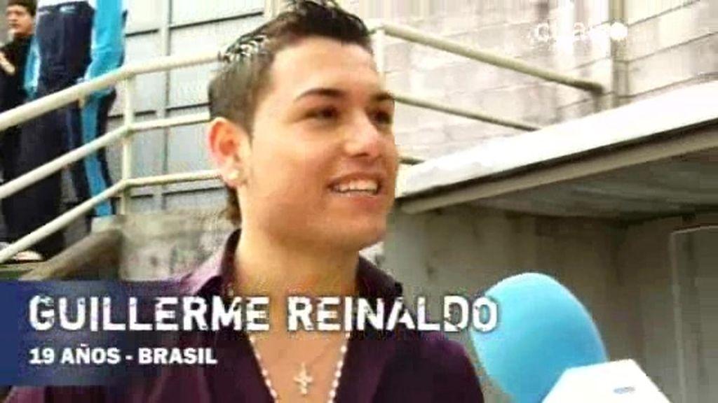 El talento de Guilherme, con un parecido 'razonable'