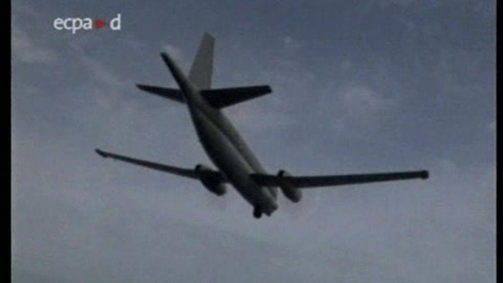 Los restos hallados en el Atlántico son del avión de Air France