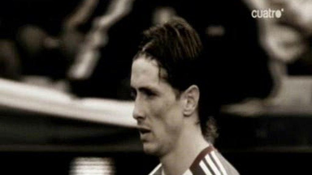 Torres no ve portería