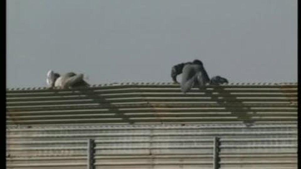 1.500 soldados estadounidenses velan por la seguridad en la frontera de México