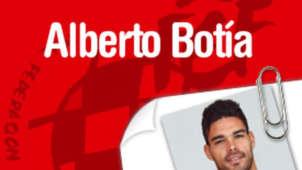 Alberto Botia