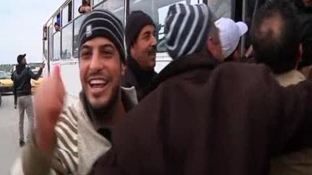 La revolución aún no ha terminado en Túnez