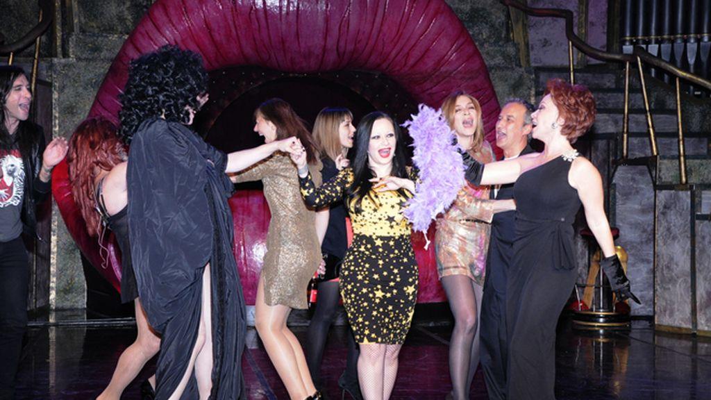 Del beso de 'La Fuga' al momentazo de Bosé; repasamos la fiesta Shangay