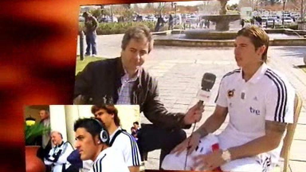 Sergio Ramos prefiere que Florentino Pérez fiche jugadores españoles
