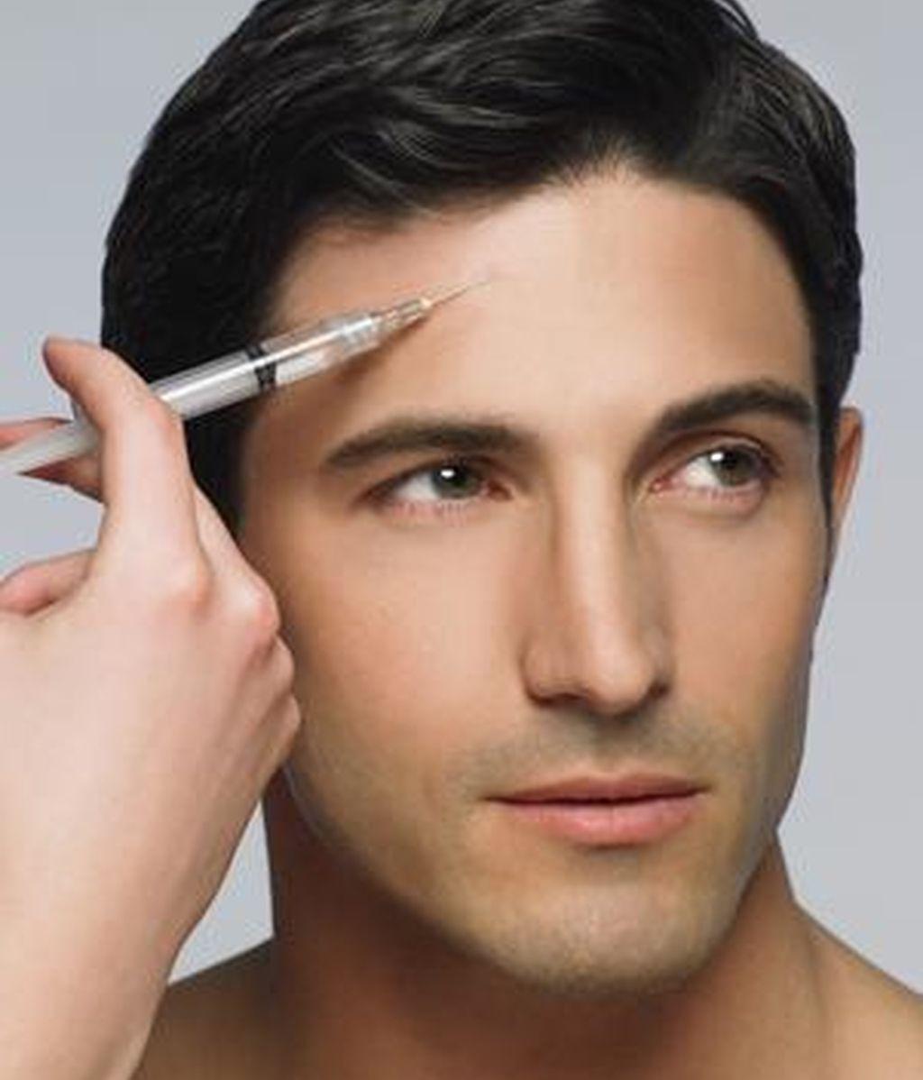 Uno de cada cuatro hombres, dispuesto a usar bótox para mejorar su aspecto