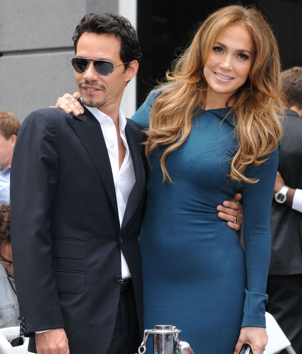 JLo Marc Anthony
