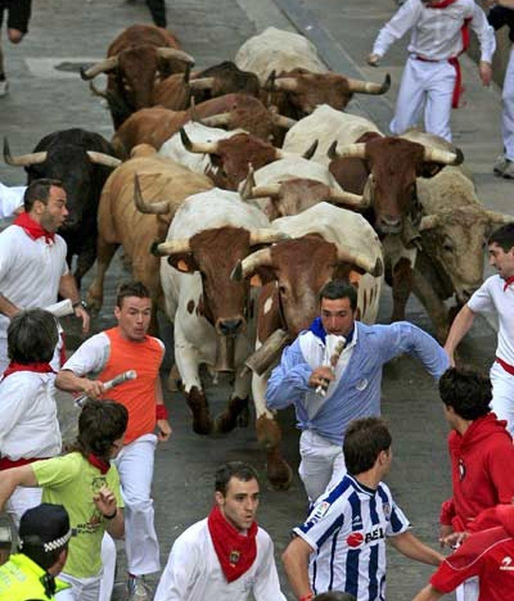 Agrupados en Santo Domingo
