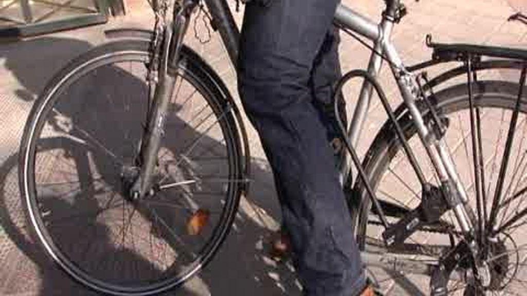 Los ciclistas, los que más sufren la polución