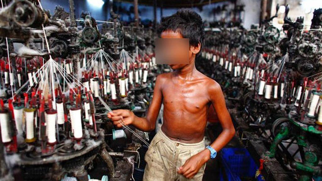 maltrato físico menores,trabajo infantil , explotacion laboral niños, niños trabajadores