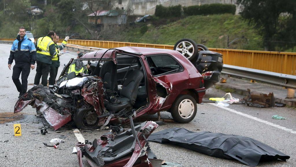 Accidente en Asturias