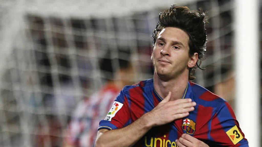 Messi, tras el golazo frente al Racing