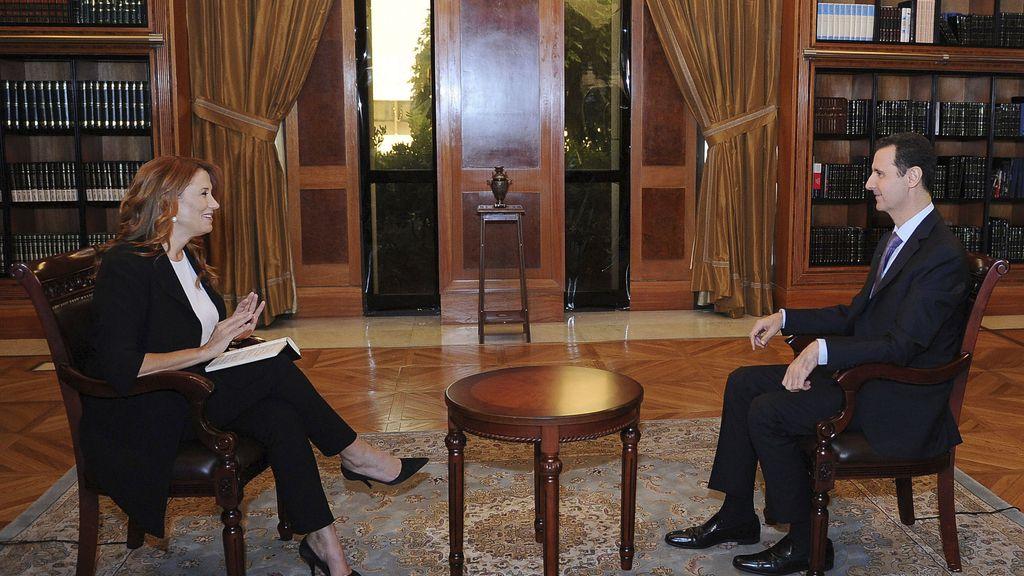 Entrevista a Bashar Al Assad