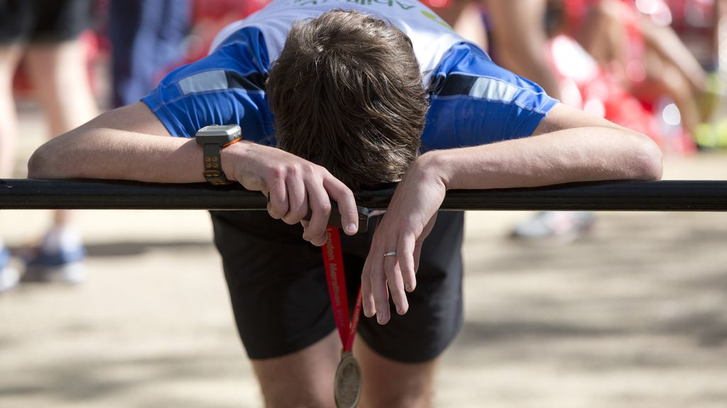 Fallace un hombre tras correr la maratón de Londres