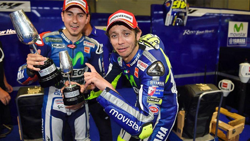 MotoGP,Jorge Lorenzo,Valentino Rossi