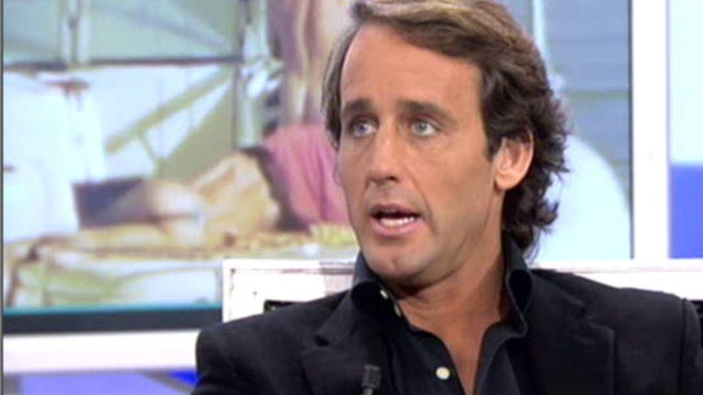 Álvaro Muñoz Escassi, todo un seductor