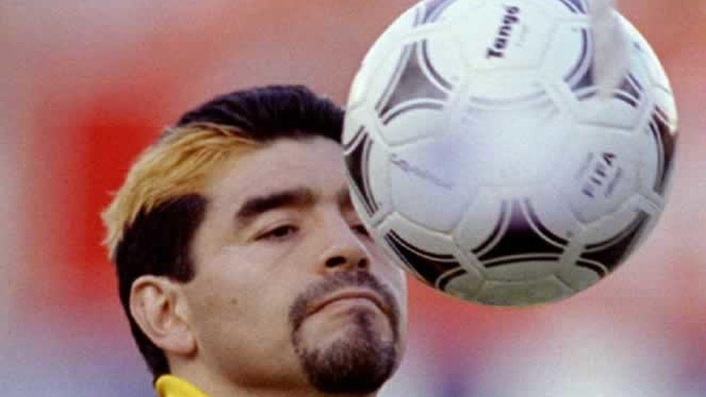 Maradona. Argentina