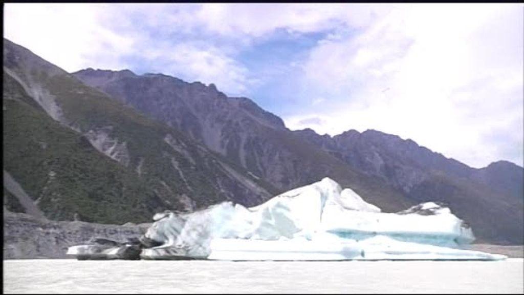 Nueva Zelanda: glaciares