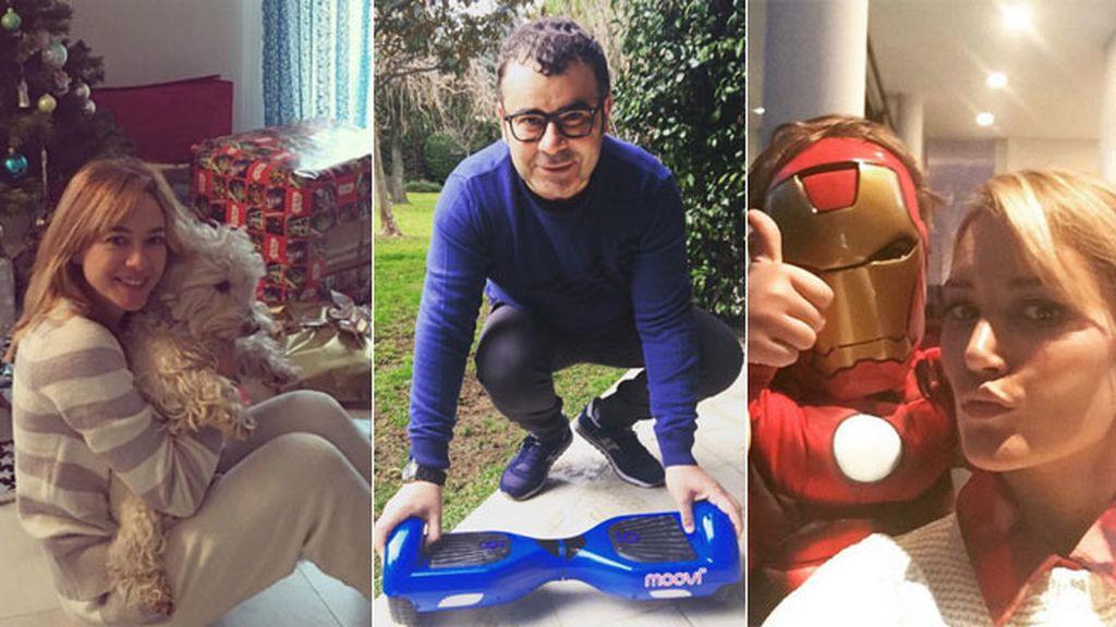 Monopatín eléctrico, superhéroes, casita de muñecas... ¡Y mucha emoción!
