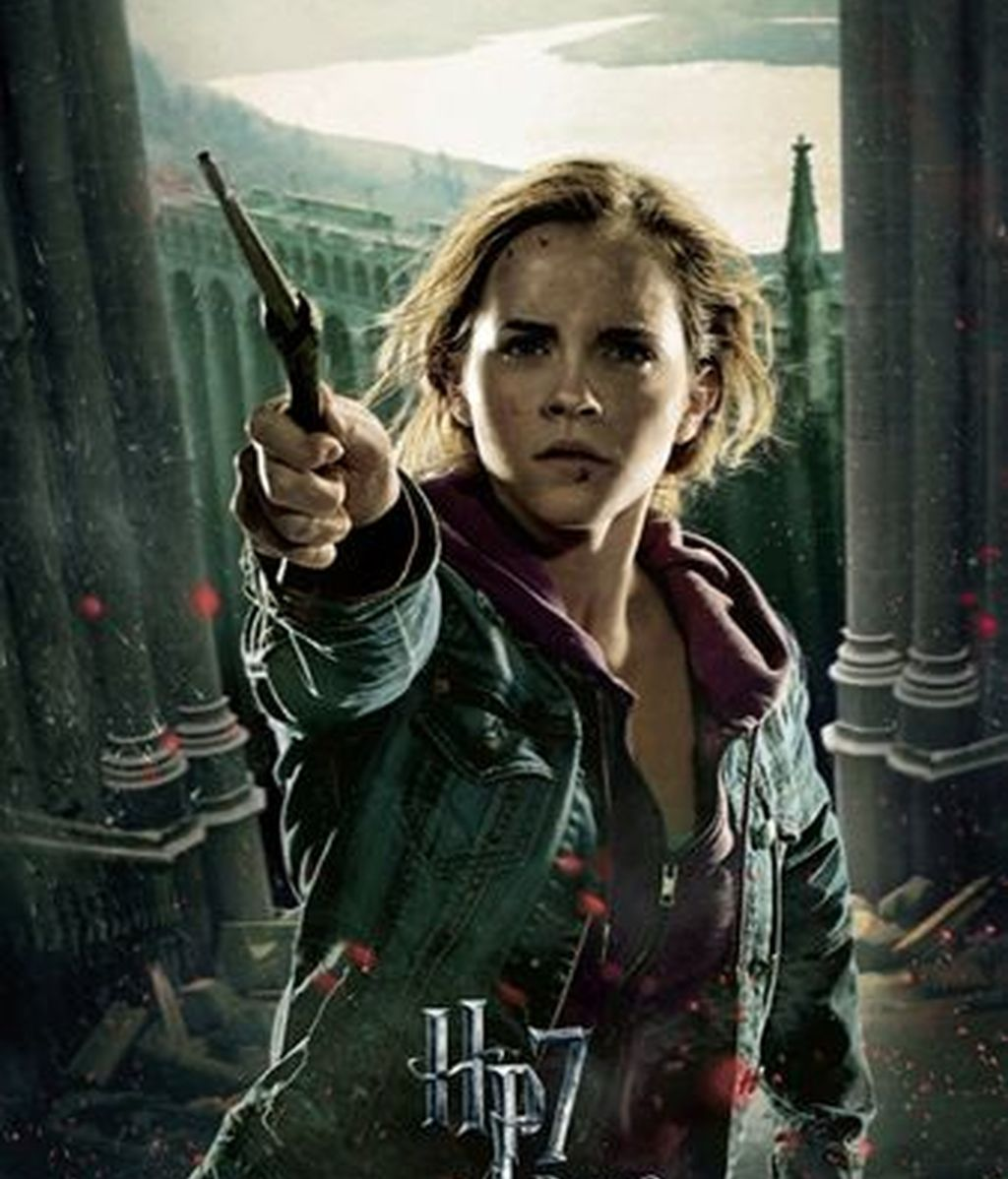 Once carteles y una película, la de Harry Potter