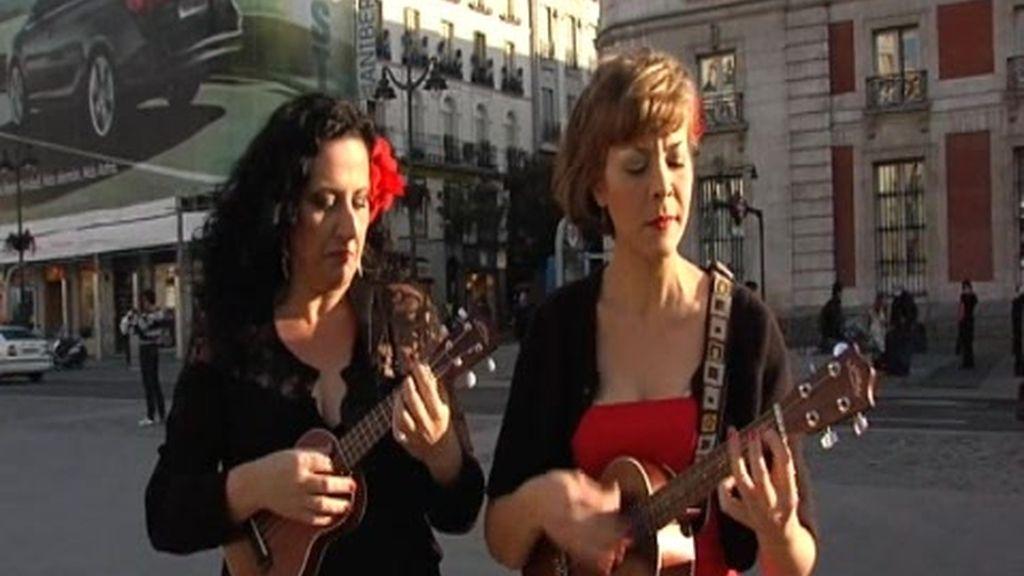 Ser músico callejero en Madrid, más difícil