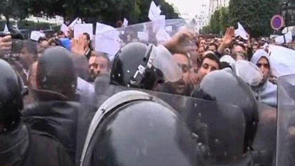 La unidad, un espejismo en Túnez