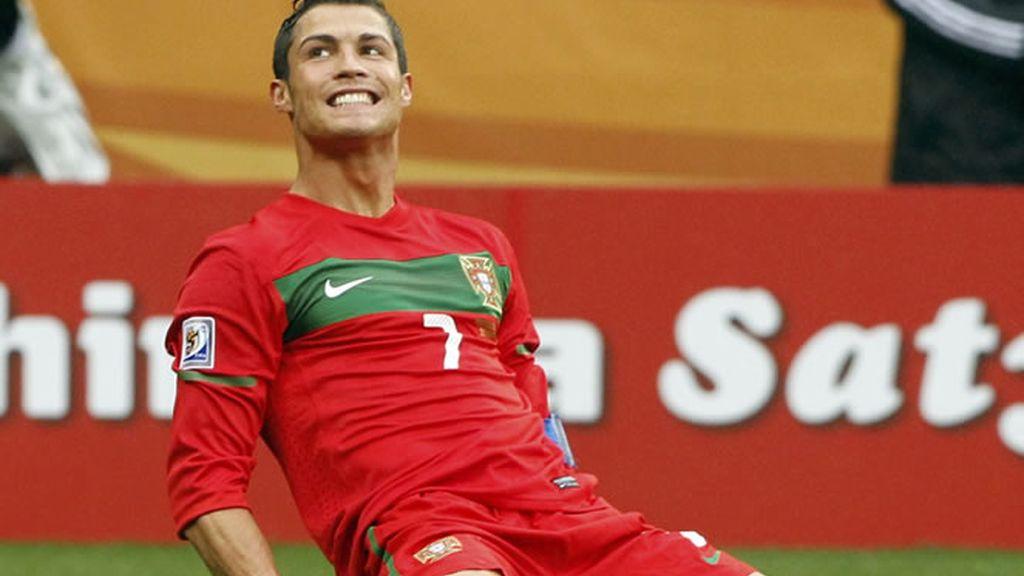 Cristiano Ronaldo fue elegido 'MVP' del partido frente a Corea